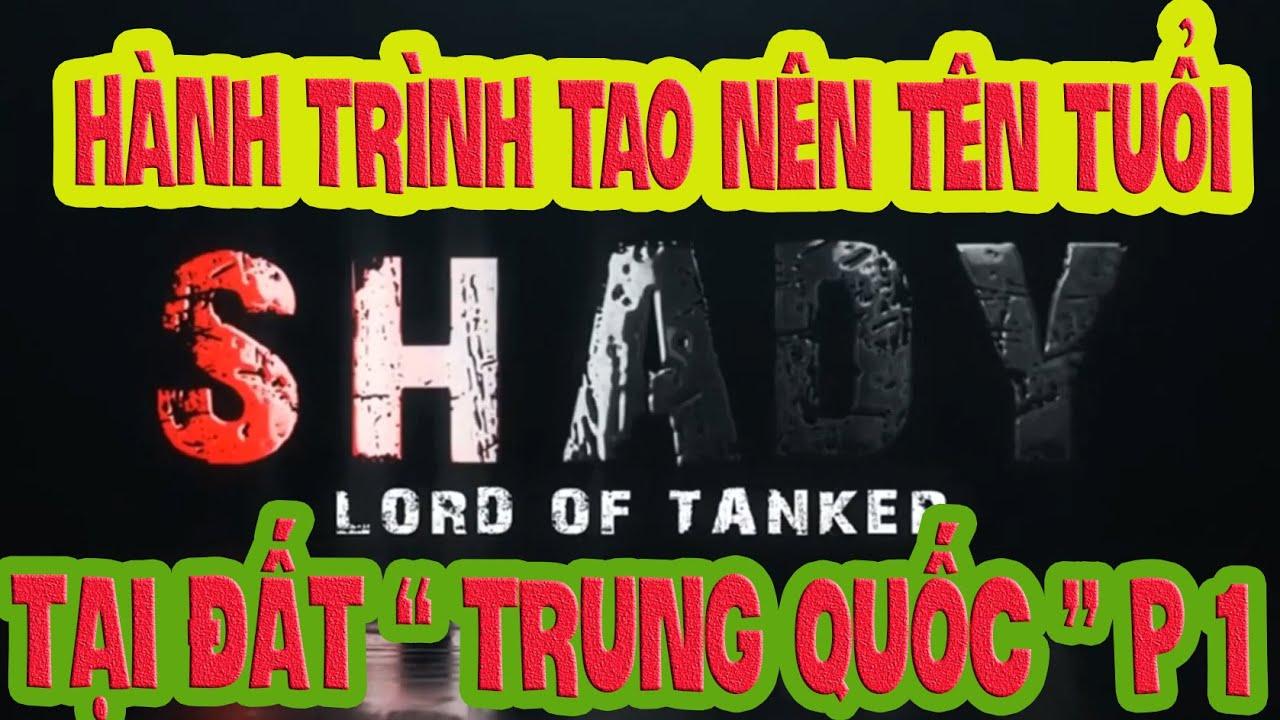"""❤️[HIGHLIGHT] Hành trình tạo nên tên tuổi của SHADY tại """" TRUNG QUỐC""""  ❤️ SHADY"""