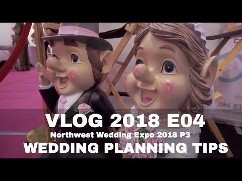 Vlog 2018 E04 - Northwest Wedding Expo Part 3 - Wedding Tips