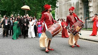 The Drummers Delight Baraat Procession / Groom