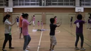 2016年 本牧和田 盆踊り Choo Choo TRAIN
