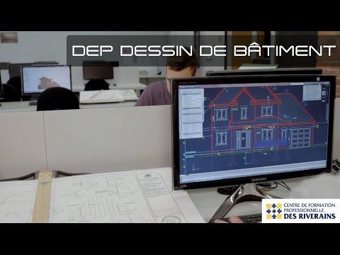 dep dessin de b timent youtube. Black Bedroom Furniture Sets. Home Design Ideas