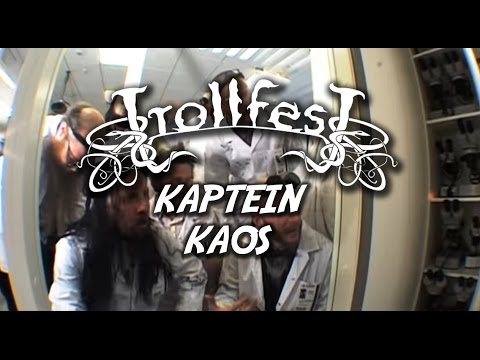 TrollfesT - Kaptein Kaos (OFFICIAL MUSIC VIDEO)