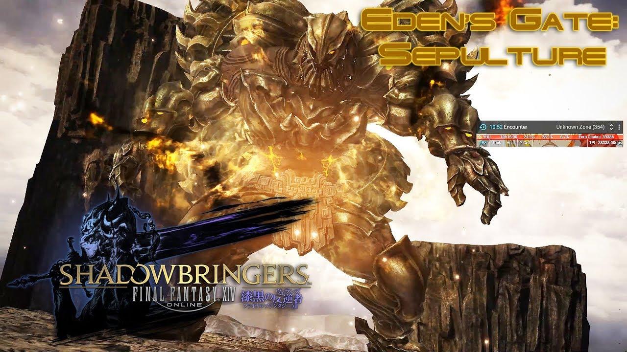 Final Fantasy XIV: Shadowbringers - Eden's Gate: Sepulture