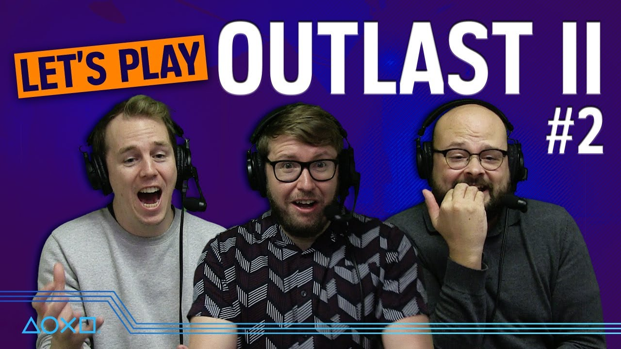 Let's Play Outlast II - Ep2: Hunted
