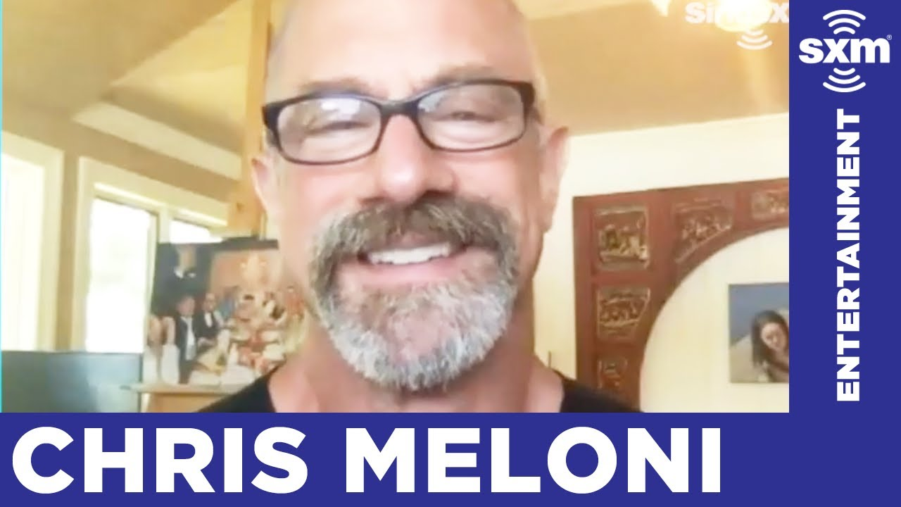 Chris Meloni & Mariska Hargitay Reunited!