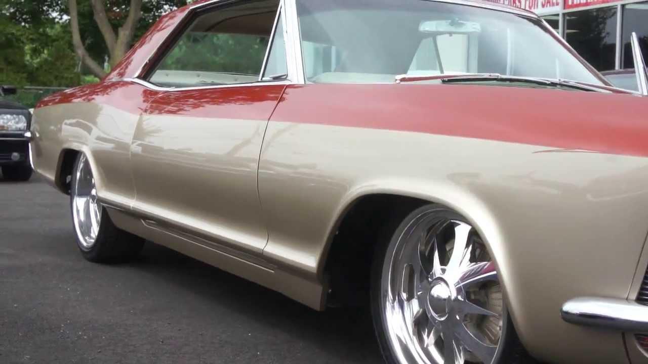 Resto Mod Cars For Sale: 1965 Buick Riviera Resto Mod For Sale~425 Nailhead