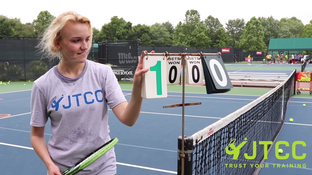 Tennis For Toddlers Jtcc Tennis For Every Body