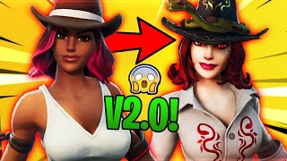 FORTNITE ISKOPIRAO SKIN!? CALAMITY v2.0!!! 13KillZ🔥