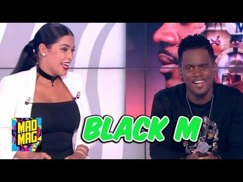 🎉 Mad Mag du 07/11/2016 avec Black M
