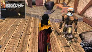 Let's Play Neverwinter Nights 057 Lilly's New Boots