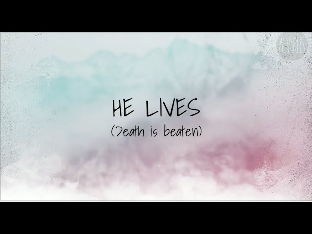 Alverlis - He Lives (Death is Beaten)  [Official Lyric Video]
