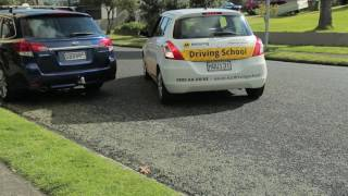 Learning to Drive - Parallel park