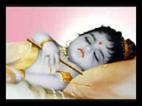 Hala Karu Vala Karu  Baby Krishna