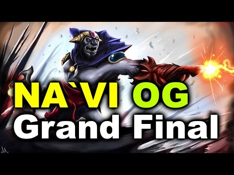 NAVI OG - ESL ONE Frankfurt 2016 - Grand Final Dota 2