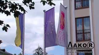 Флагштоки(Підприємство ЛАКОР, що є офіційним представником в Україні всесвітньо відомого виробника флагштоків FORMENTA..., 2013-08-06T07:33:47.000Z)