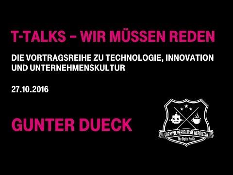T-Talks – Wir müssen reden: Gunter Dueck