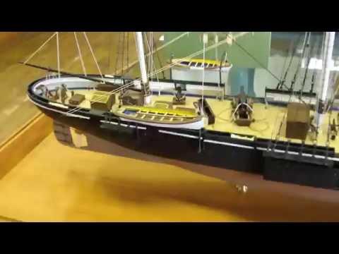 Blue Jacket's USS Kearsarge Kit
