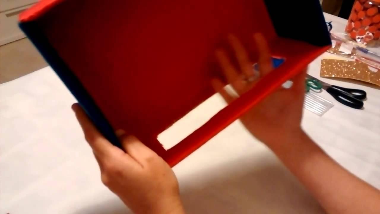 Como hacer un teatro de títeres de dedos para niños. - YouTube