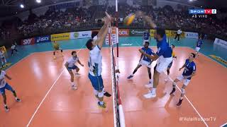 Sada Cruzeiro vs Sesc RJ | Highlights | Brazilian Volleyball SuperLeague