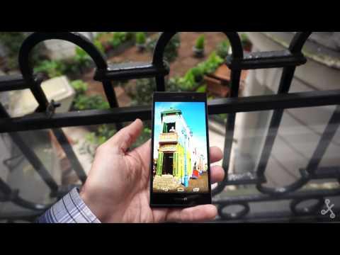 Huawei Ascend P7, primeras impresiones