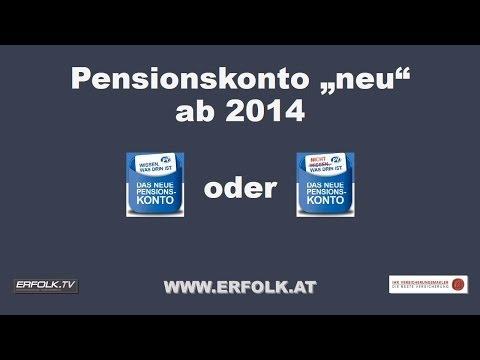 Pensionskontoeinsicht über Finanz-Online