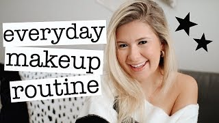 everyday-makeup-routine-10-minute-makeup-for-school