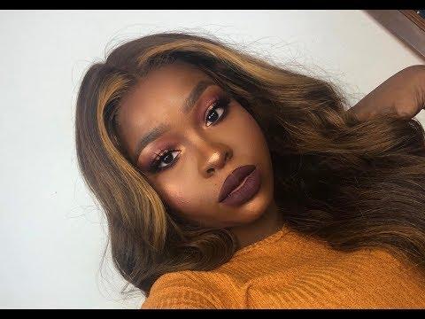 Fall Tones: Classic Fall Makeup | Gbemi Abiola thumbnail