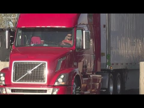 Truckers Keep Rolling Amid Coronavirus Panic Buying Waves, Closures