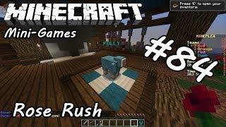 Minecraft Mini-Games #84 [Rose Rush]   CRVENA ARMIJA