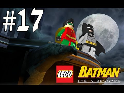 Lego Batman - Part 17 Stealing the Show Catwoman Style!