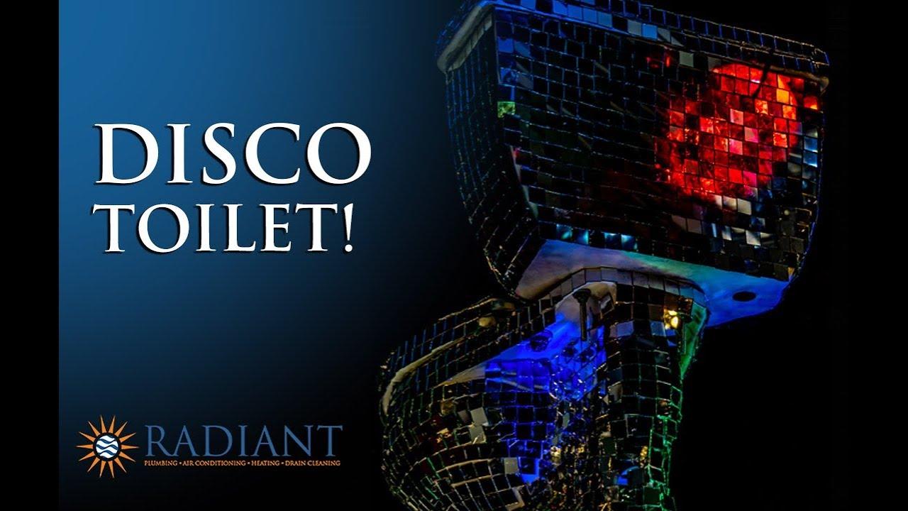 Disco Toilette