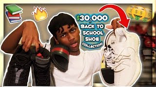 GRWM: BACK TO SCHOOL SHOE COLLECTION 2018!!🔥