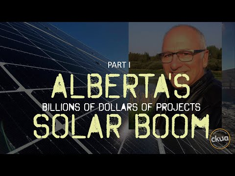 274. Part 1 Alberta's Solar Boom – The really big story you haven't heard about