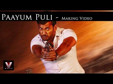 Paayum Puli - Making Video | Vishal,Kajal Aggarwal | D Imman | Suseenthiran Mp3