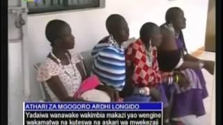 Wanawake West Kilimanjaro waishi mafichoni