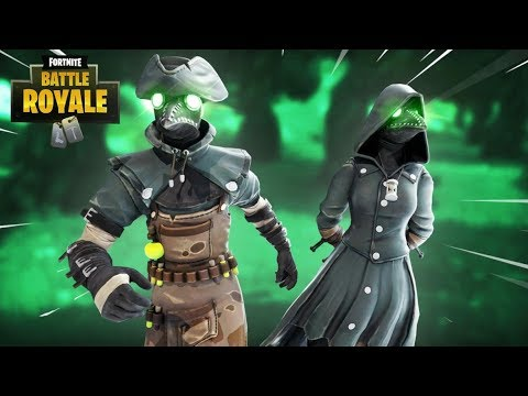 BRAND NEW Scourge Skin!! - Fortnite Battle Royale Gameplay - Ninja