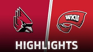 Highlights: Ball State at WKU