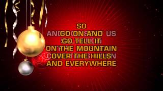 R&B Christmas - Go Tell It On The Mountain (Karaoke)