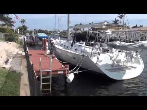 2005 Beneteau 523 Sailboat for Sale at Little Yacht Sales, Kemah Texas
