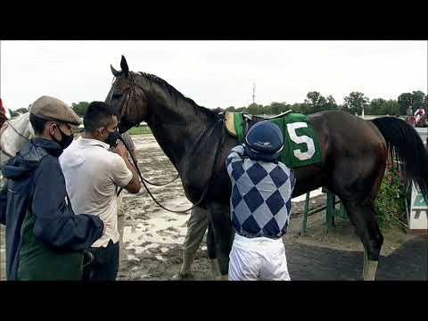 video thumbnail for MONMOUTH PARK 08-29-20 RACE 12