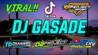 DJ QASIDAH GASADE BY D2 PROJECT    VIRAL DI TIKTOK    STYLE R2 PROJECT