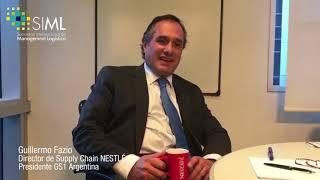 SIML 2018 - Guillermo Fazio - Gestión de Supply Chain - Conferencia Gratuita
