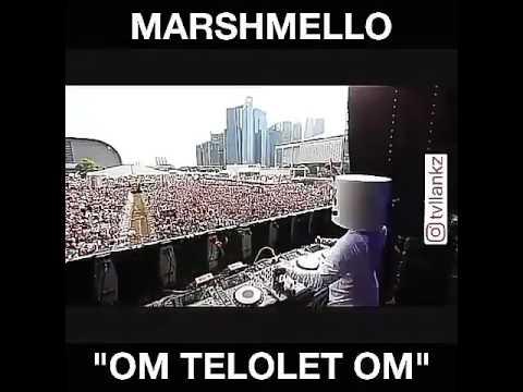 Om Telolet Versi Marshmallow
