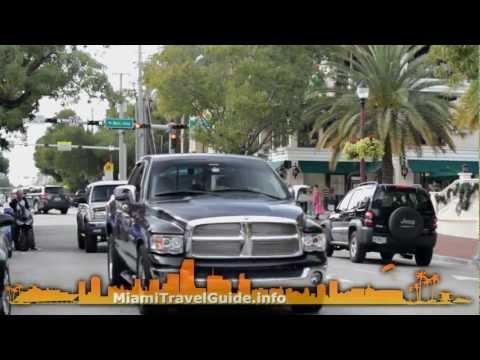 Coconut Grove - Atractions in Miami - MiamiTravelGuide.info