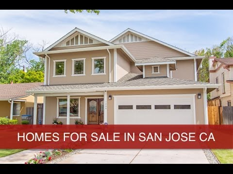 Homes for Sale in San Jose California