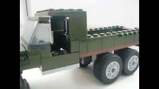 Моя самоделка из лего военная машина(, 2014-03-08T09:16:11.000Z)