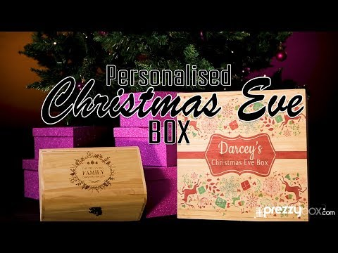 Personalised Christmas Eve Box - Think Inside The Box