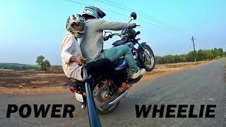 So Much Power in 100cc Bike !