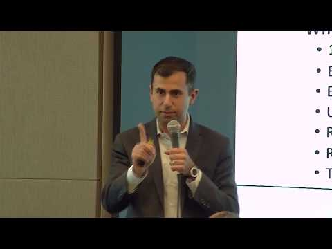 "E816: Mike Ghaffary, Social Capital: ""Productivity for Your Startup: An Action Plan"""
