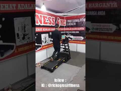 Treadmill elektrik nagoya (Ricko grosir fitness Indonesia)